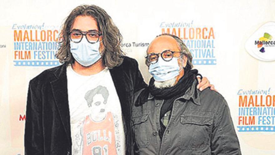 David Mataró y Miguel Ángel.