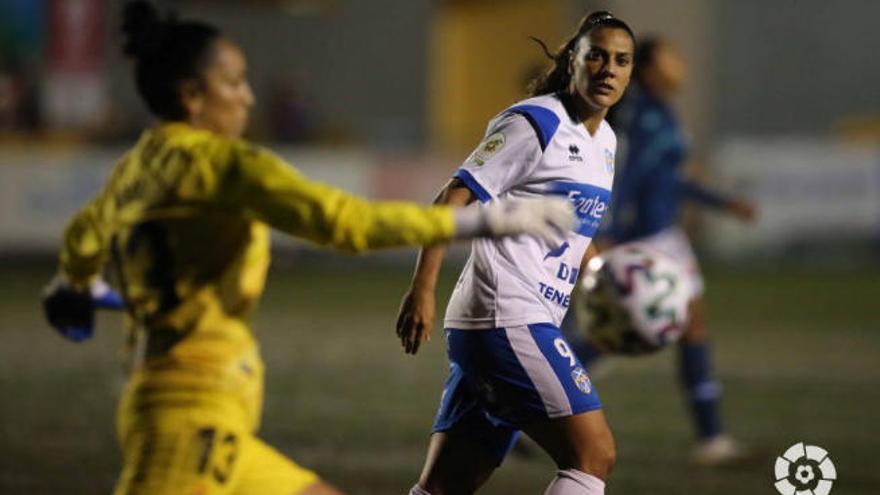 Un sobresaliente UDG Tenerife se sitúa en la 'zona Champions'
