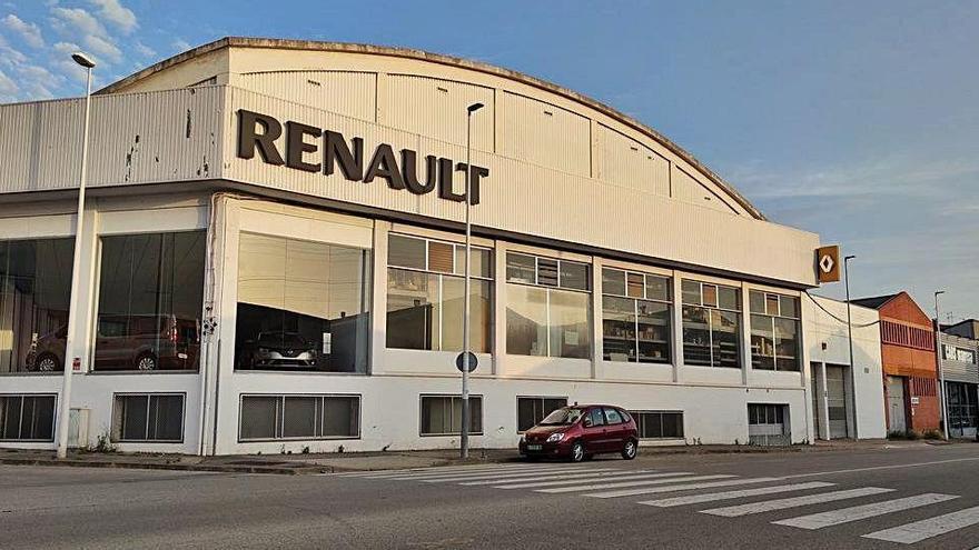 Movento assumeix la concessió de les marques Renault i Dacia a Manresa