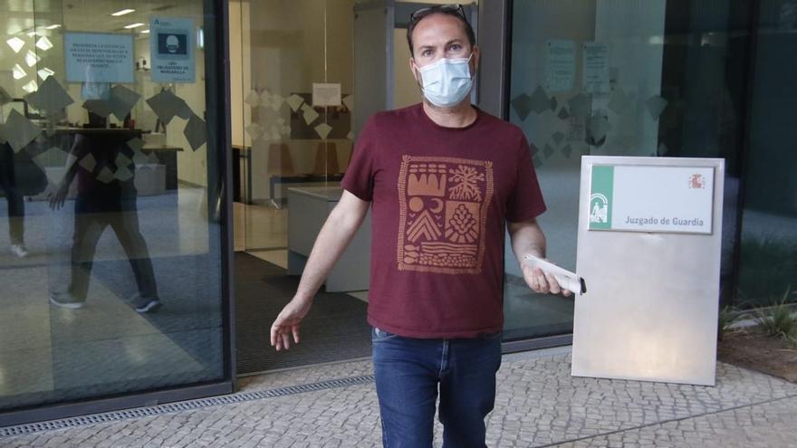 La Policía Nacional detiene al concejal de Podemos Juan Alcántara