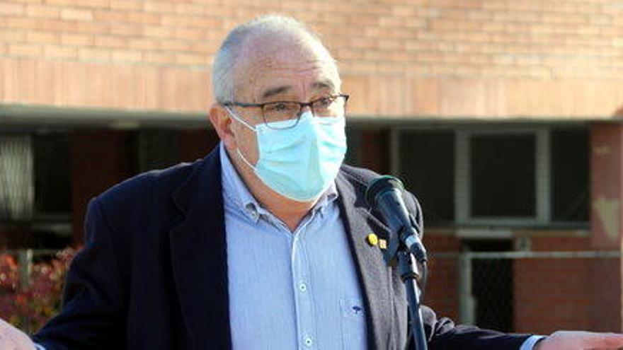 El conseller Bargalló, confinat per contacte estret amb un positiu de covid-19
