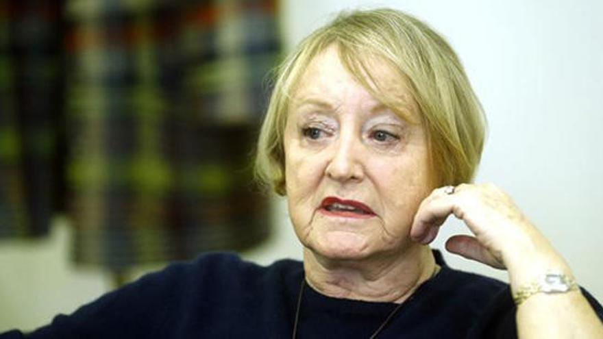 La presidenta de la Academia de Cine, Yvonne Blake, hospitalizada por un ictus