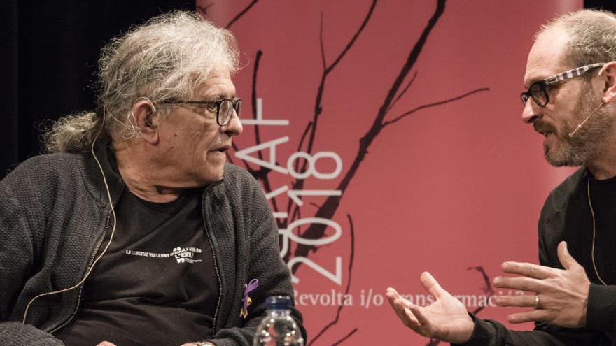 Ramon Cotarelo assegura a Manresa que «el cas català és una revolució i és nova»