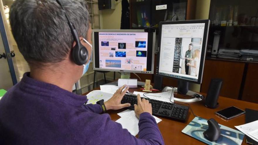 Ingeniería de Datos arranca con éxito en la ULPGC a pesar de la pandemia