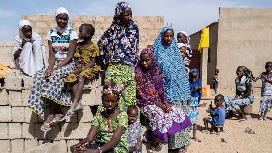 Los conflictos y la inestabilidad duplican en 10 años el número de refugiados