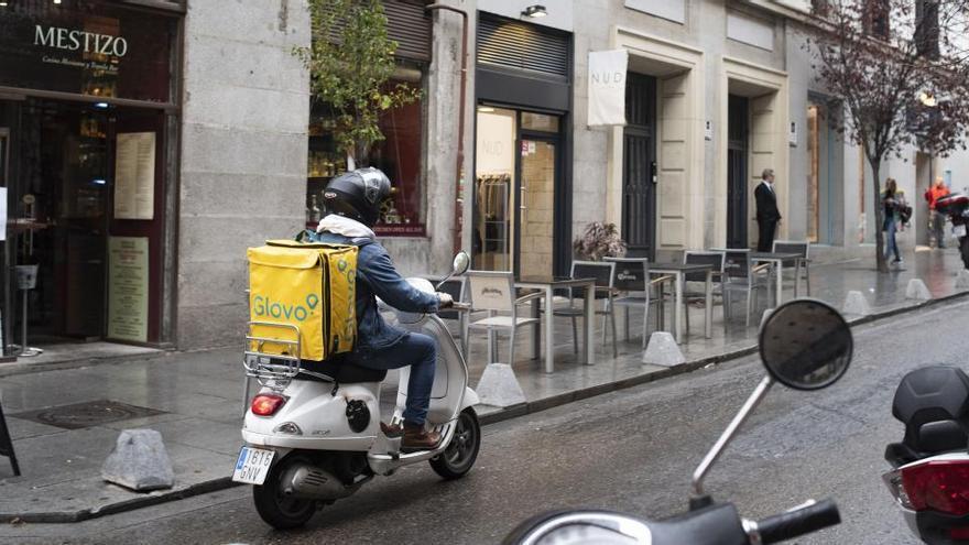 El Supremo dictamina que los 'riders' son falsos autónomos