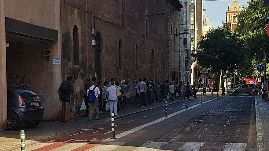 El Gobierno deniega el 90% de solicitudes del ingreso mínimo vital en Baleares