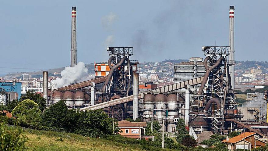 Arcelor presenta un proyecto para descarbonizar una planta alemana menos ambicioso que el de Asturias