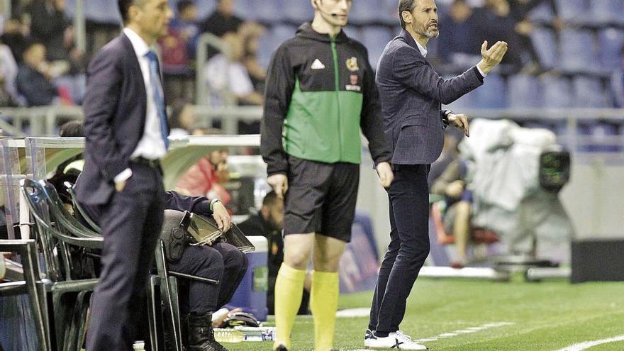 """Vicente Moreno: """"Pudimos marcar el 0-3, el empate sabe bastante mal"""""""