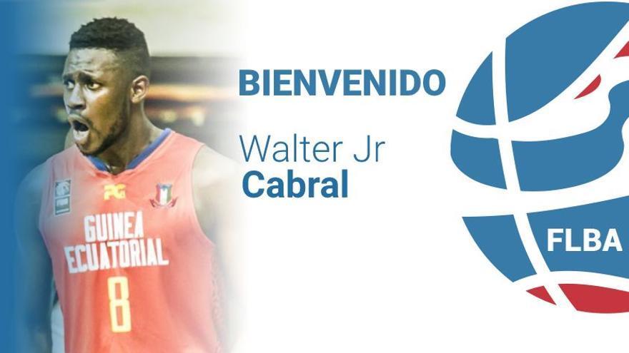 El HLA Alicante se refuerza con Walter Cabral