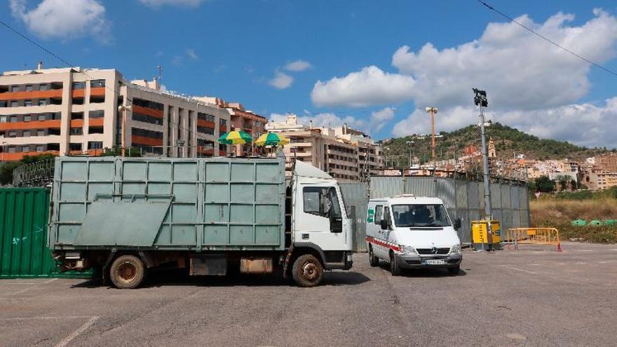 L'Alcora apuesta por construir su primer hotel en la  campa de camiones
