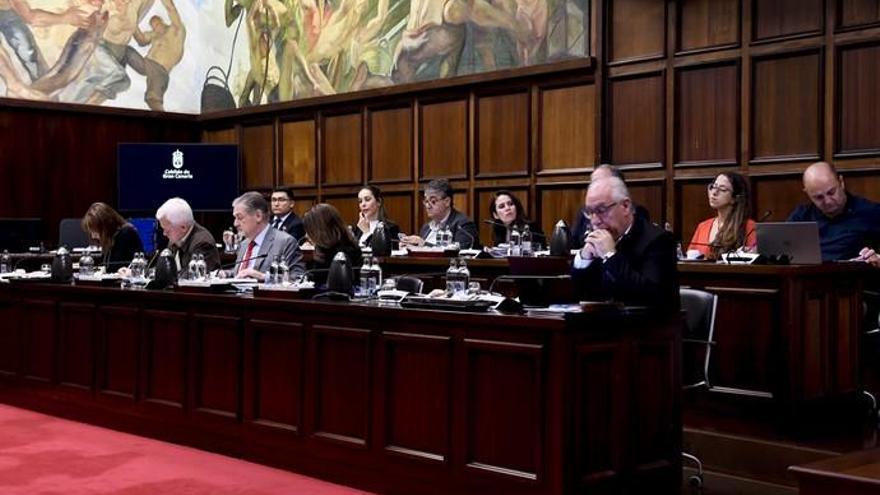 Pleno del Cabildo de Gran Canaria (31/01/20)