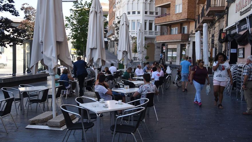 3.280 bonos adquiridos en una semana para el consumo local en Teruel