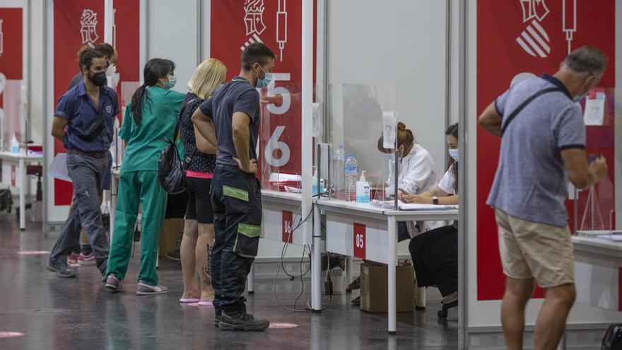 Los contagios por coronavirus siguen a la baja en la provincia y Sanidad notifica cuatro fallecimientos