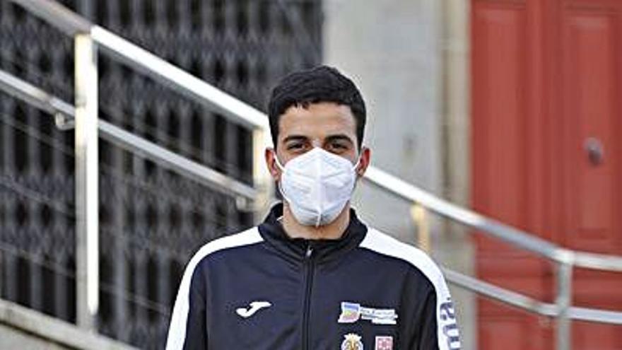 Mehdi Nabaoui vence en el 5.000 del Campeonato de España Sub-20