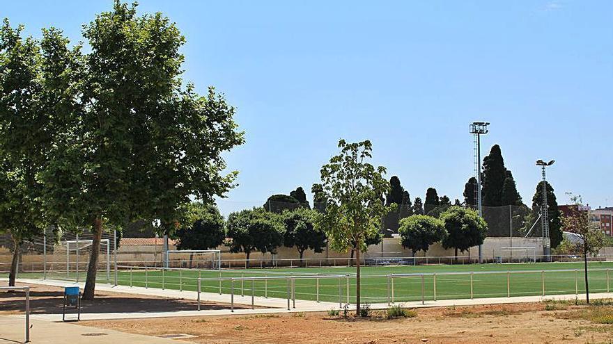 El TSJ avala la compra de terrenos para ampliar el polideportivo de Almussafes