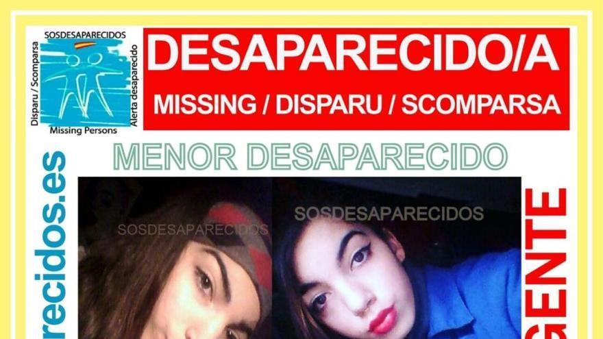 Buscan a una joven de 15 años desaparecida en Gijón desde hace una semana