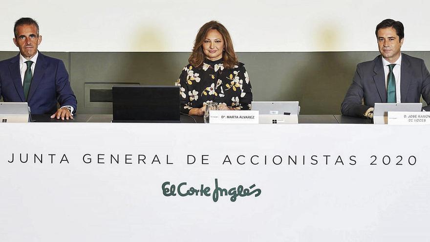 Los accionistas aprueban la fusión de El Corte Inglés y la cadena de moda Sfera