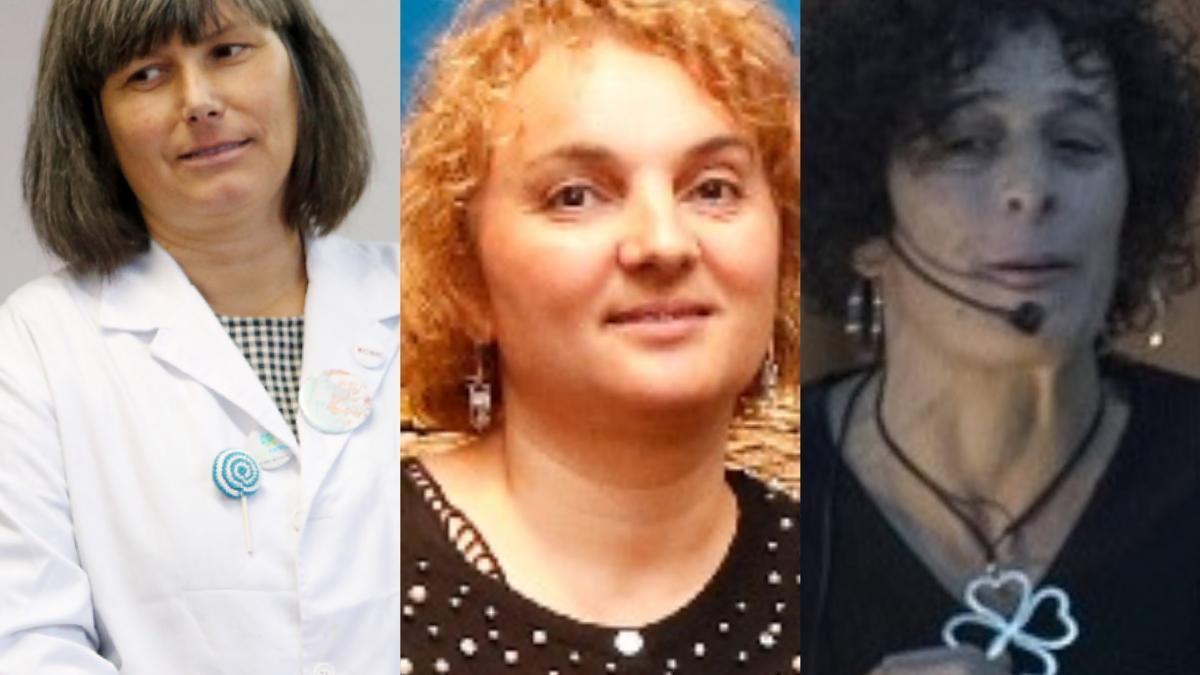 Luisa Martínez, Eva Balsa e Marta López impartirán as charlas para o alumnado.
