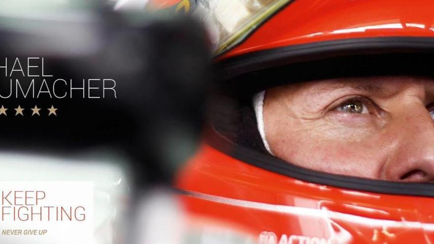 Michael Schumacher retorna a les xarxes socials