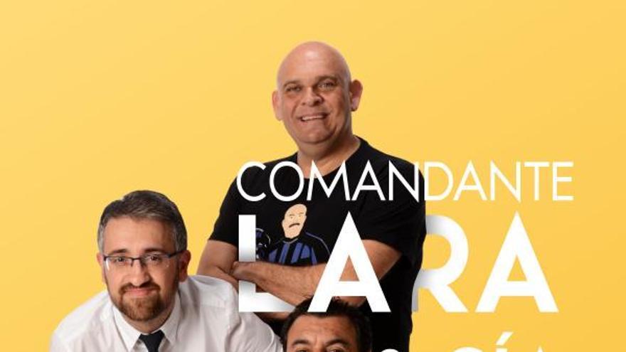 Fesjajá - Comandante Lara & Cía.