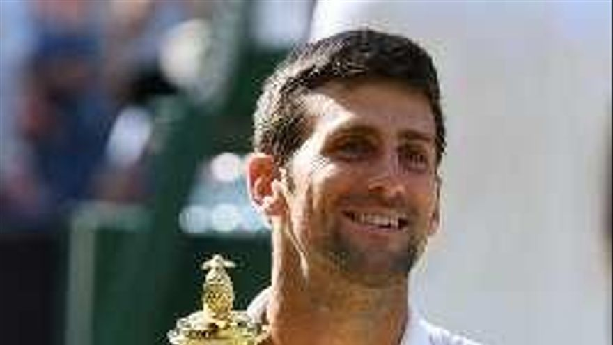 Djokovic conquista por cuarta vez la hierba de Wimbledon