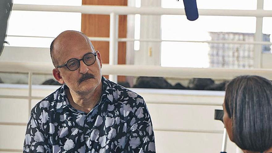 """Luis Roca: """"Cada euro público debe fortalecer el músculo del audiovisual canario"""""""