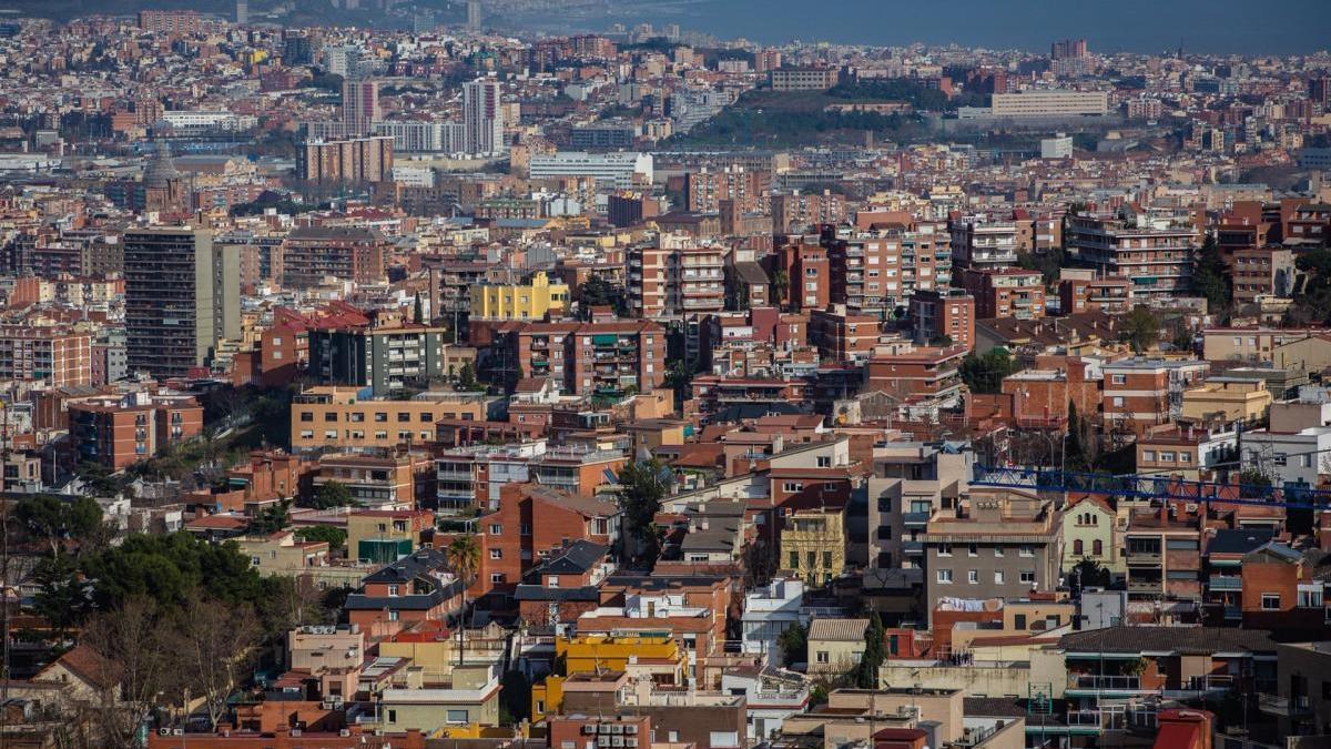 Habitatges a Barcelona.