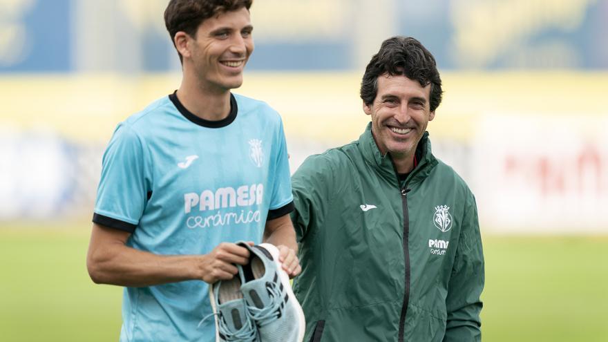 Pau vuelve al Villarreal con una sonrisa