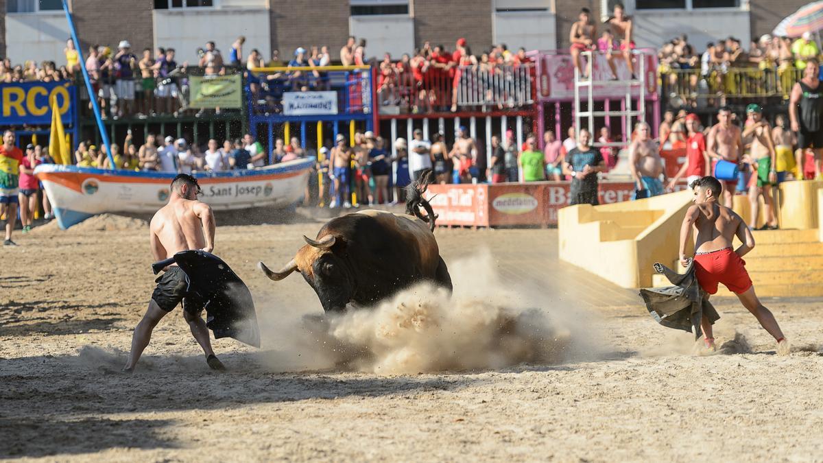Los acontecimientos taurinos volverán a la Vall d'Uixó en una plaza portátil, entre los días 12 de junio y 3 de julio.