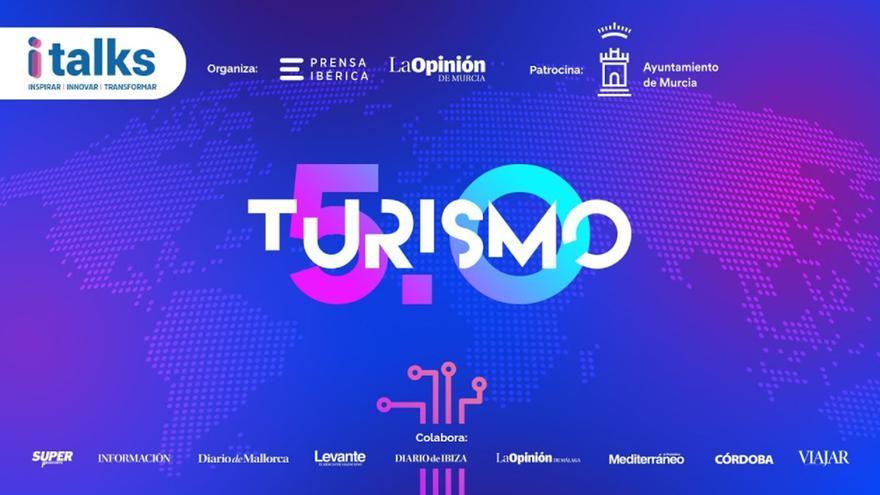 Descubre las nuevas tendencias turísticas en el evento 'i-Talks Turismo 5.0'