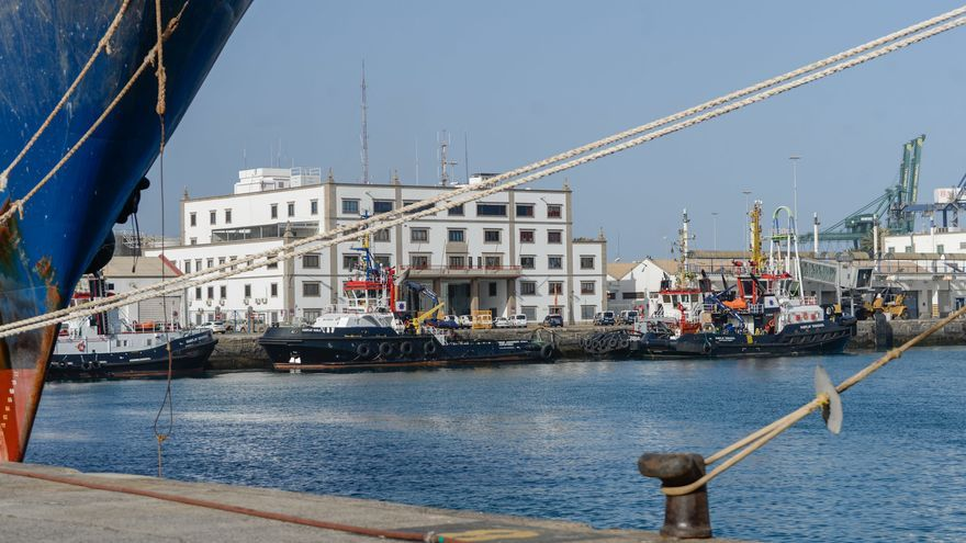 La Autoridad Portuaria de Las Palmas destina siete millones a la limpieza de sus instalaciones