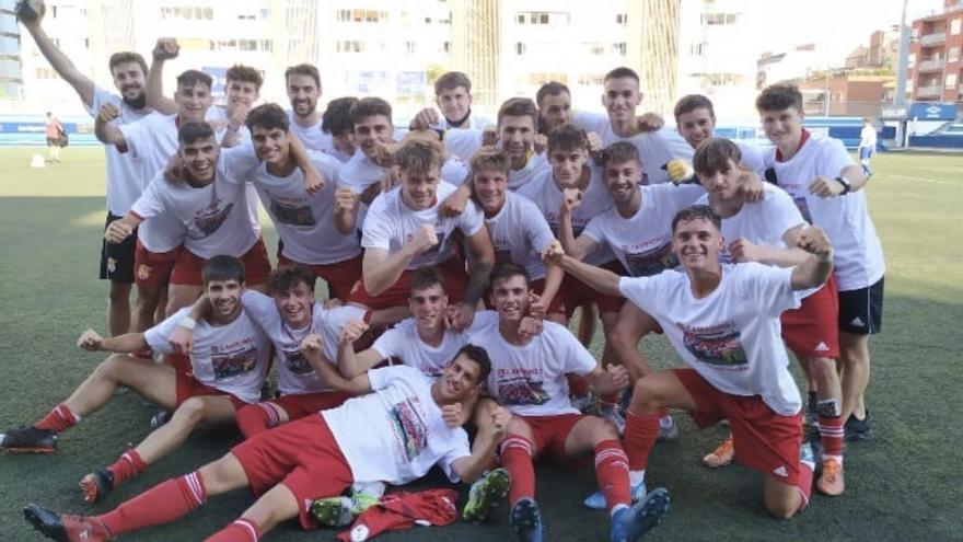 El juvenil del CE Manresa aconsegueix l'ascens a la Lliga Nacional