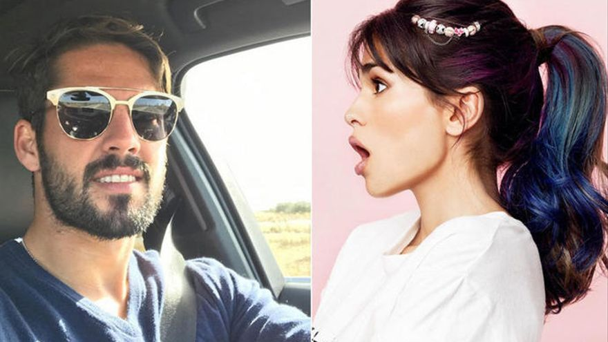 Se confirma el noviazgo entre Isco y la actriz canaria Sára Sálamo