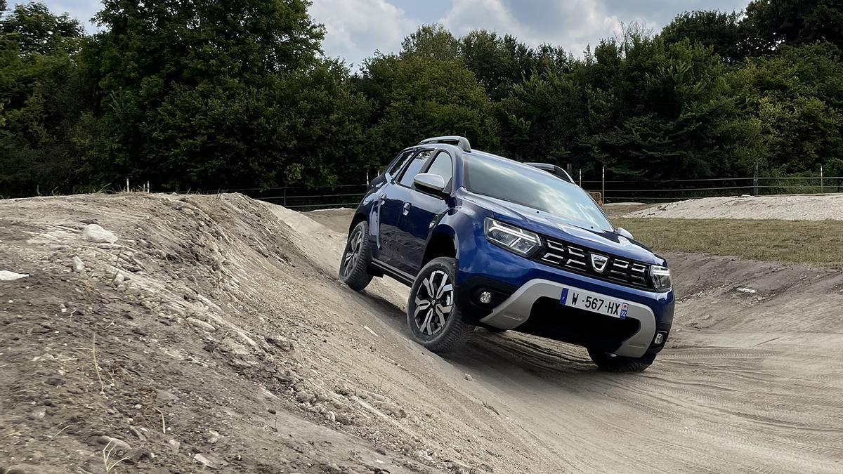 Nuevo Dacia Duster, el de siempre, pero mejor