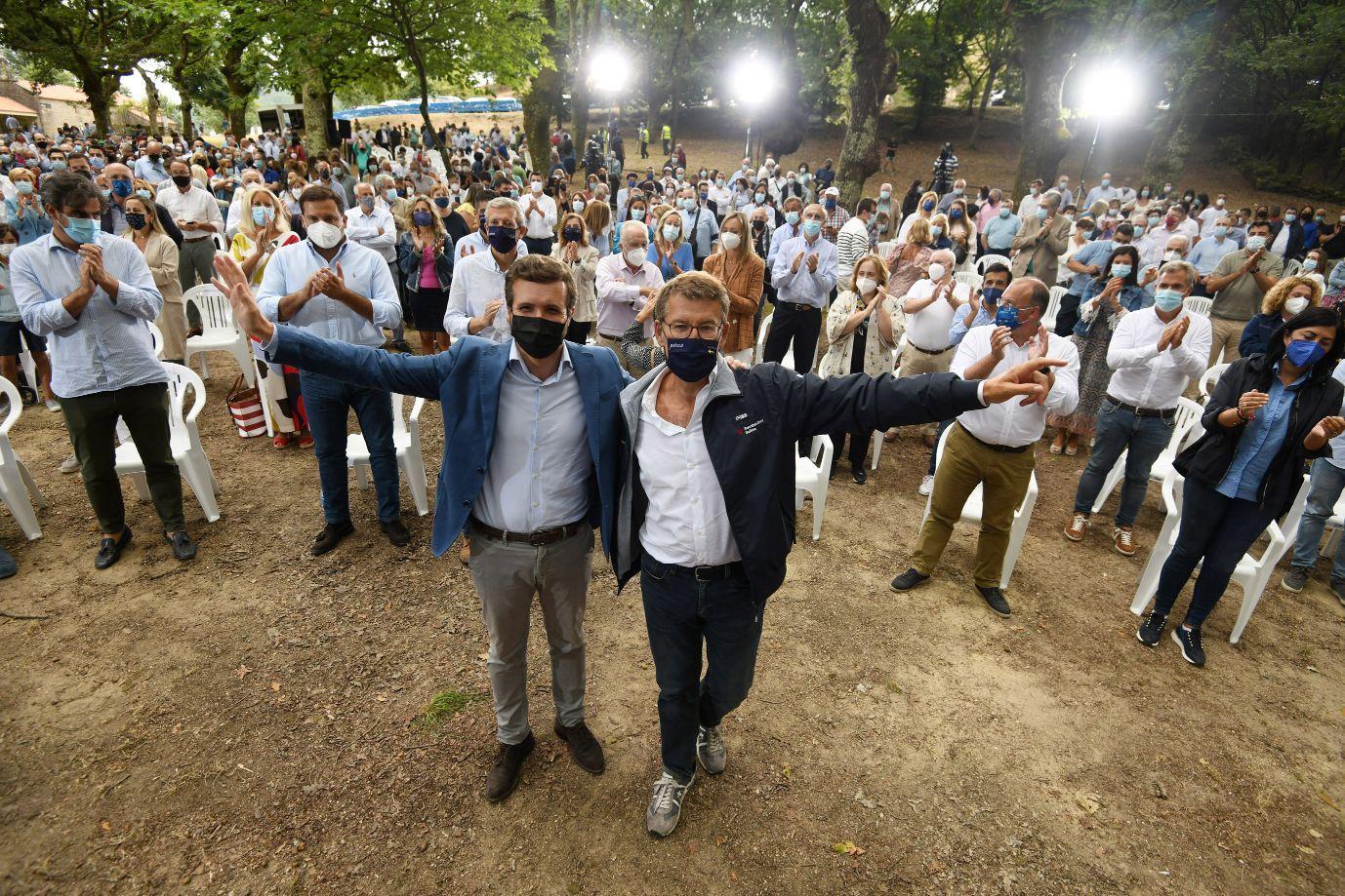 Así fue en imágenes la apertura del curso político del PP