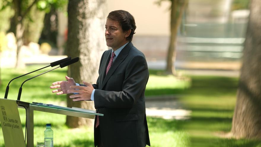 Mañueco asegura consultorios abiertos en Zamora con la reforma de Atención Primaria