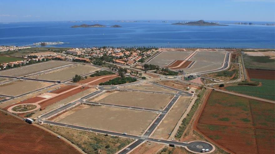 Un hotel en Los Urrutias reactivará una urbanización junto al Mar Menor