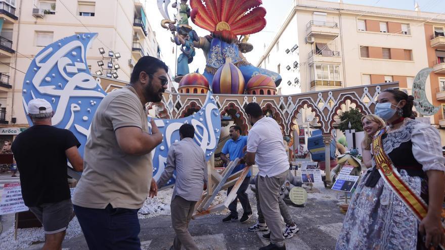 Así han indultado la Media Luna y La Mezquita de Duque de Gaeta tras las quejas de la comunidad musulmana