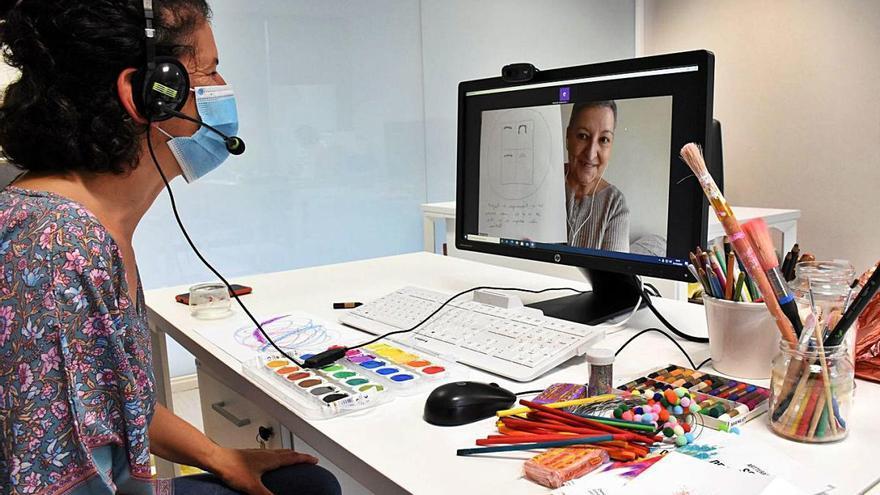 Althaia lidera un estudi sobre l'art com a teràpia contra el càncer