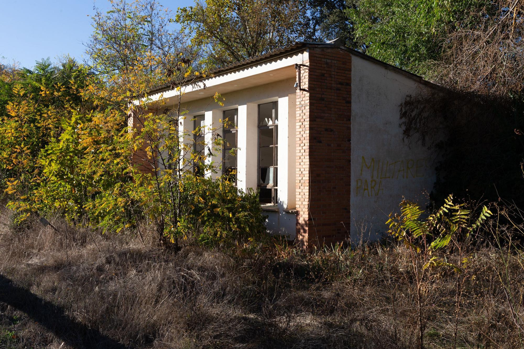 GALERÍA | El cuartel militar de Monte la Reina en Toro, Zamora