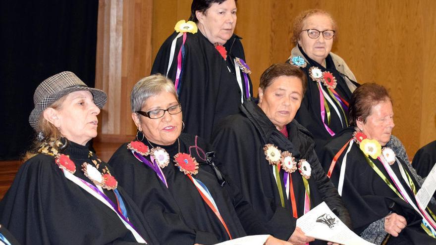Las mujeres, protagonistas de la actividad sociocultural en Valga