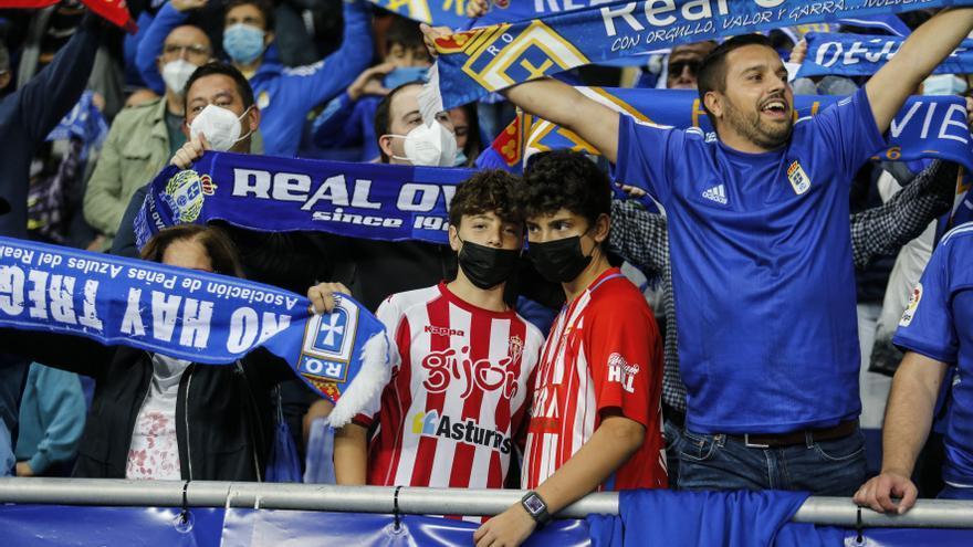La crónica del Oviedo-Sporting: Un derbi muy repartido (1-1)