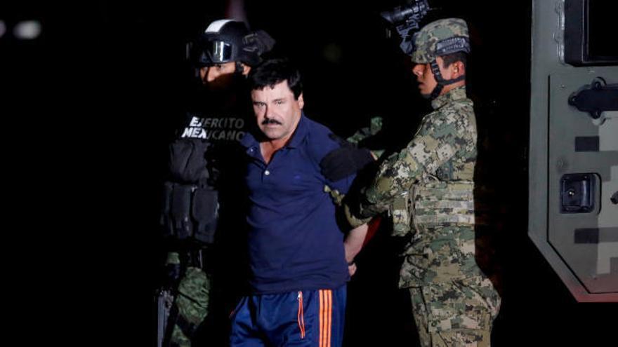 'El Chapo' Guzmán, condenado a cadena perpetua
