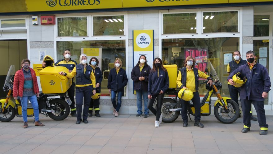 Los carteros de Quart de Poblet, terceros de España