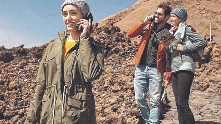 Volcano Teide lanza una 'app' para ofrecer una experiencia 'contactless'