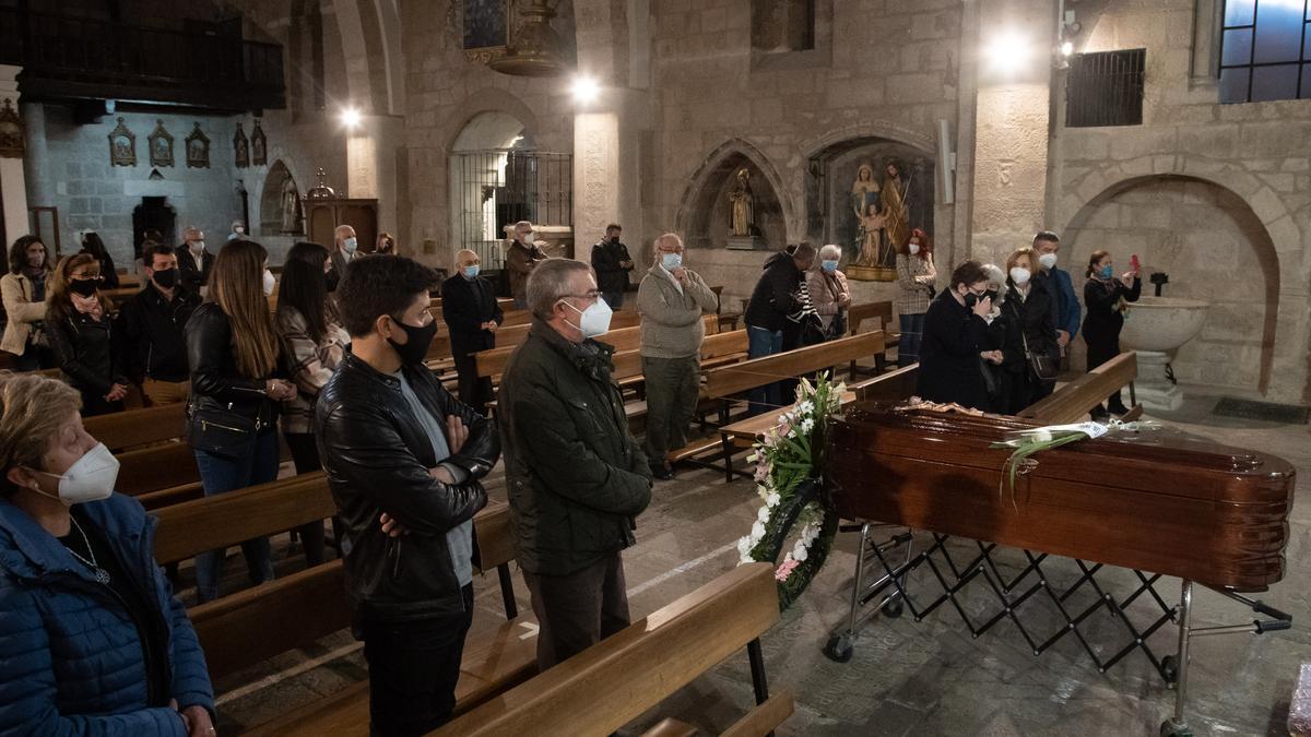 Funeral de Jesús Hilario Tundidor