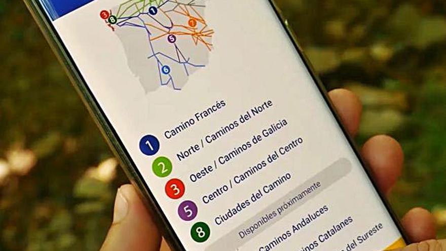"""Una aplicación móvil asturiana recibe el premio """"Camino de Santiago"""""""