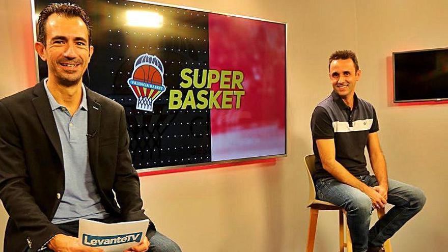Estreno del programa 'Super Basket' en Levante TV