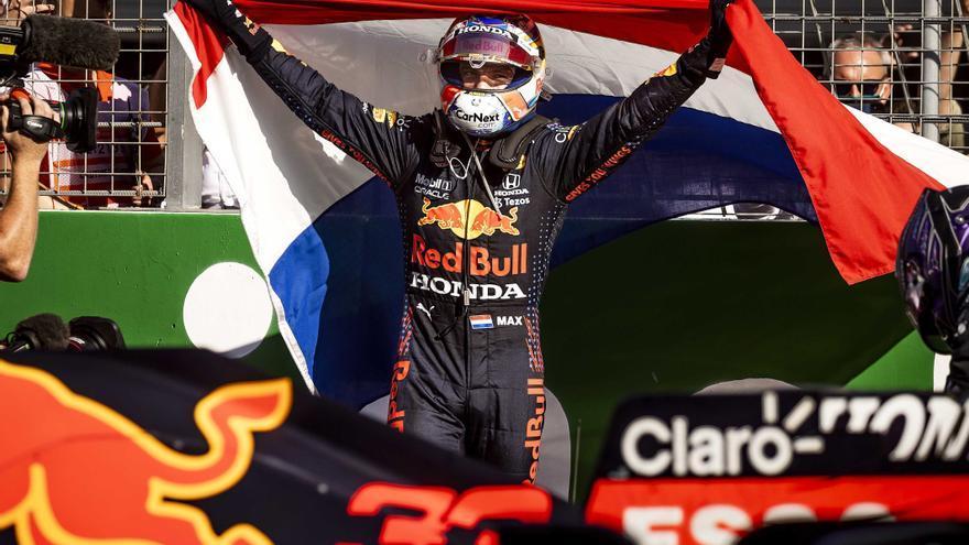 Max Verstappen gana el Gran Premio de Países Bajos